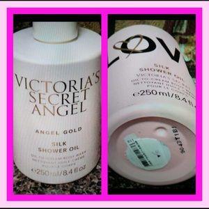 Victoria Secret Silky Shower Oil